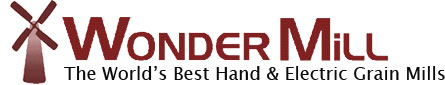 WonderMill Grain Mills - The World's Best Hand and Electric Grain Mill